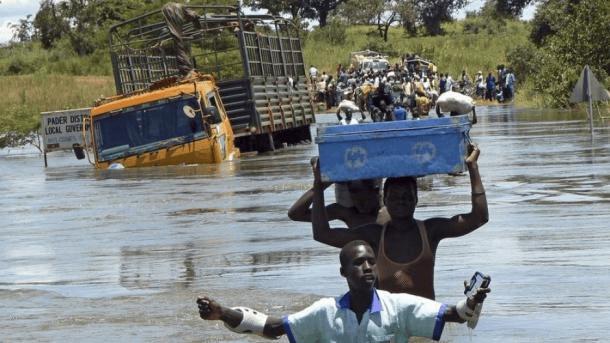 Image Mvua zinazo nyesha Uganda wilayani Bundibugyo yauwa watu 12