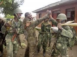 Picha Mashariki mwa DRC Jeshi la tangaza motokeo ya mapigano dhidi ya waasi mnamo mwa 2019