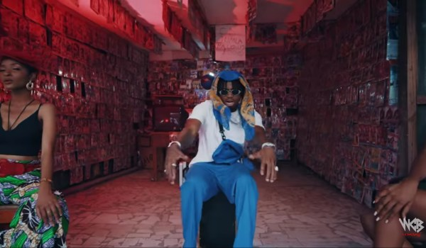 King 98 ft Diamond Platnumz – Kachiri ( Official music video)