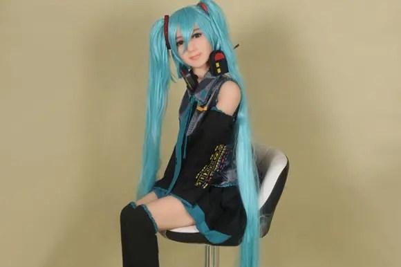 anime sex doll yuma sitting
