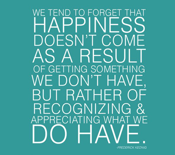 The Search for Happiness via Hector