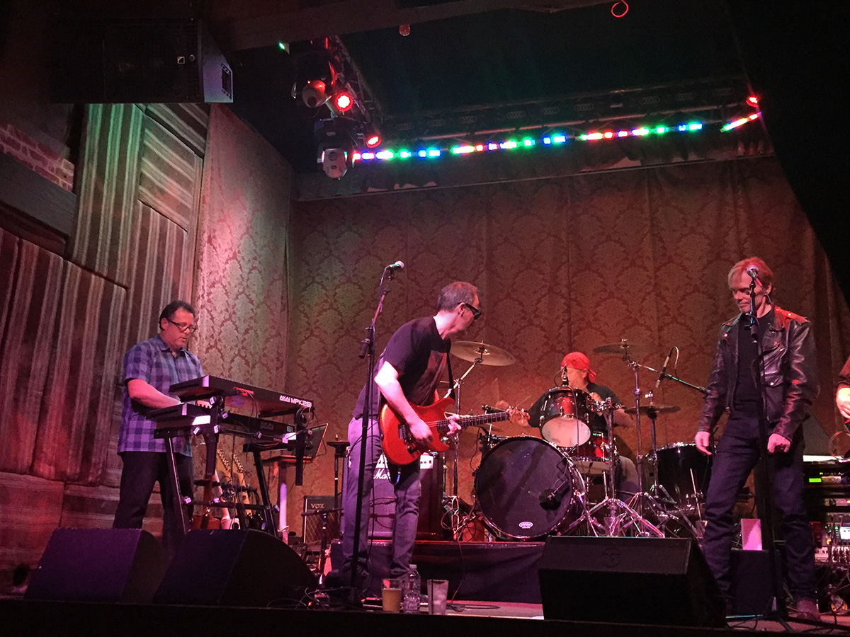 Swami Lushbeard at Saint Rocke – Live & Loud