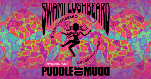 Swami Lushbeard - Live with Puddle of Mudd