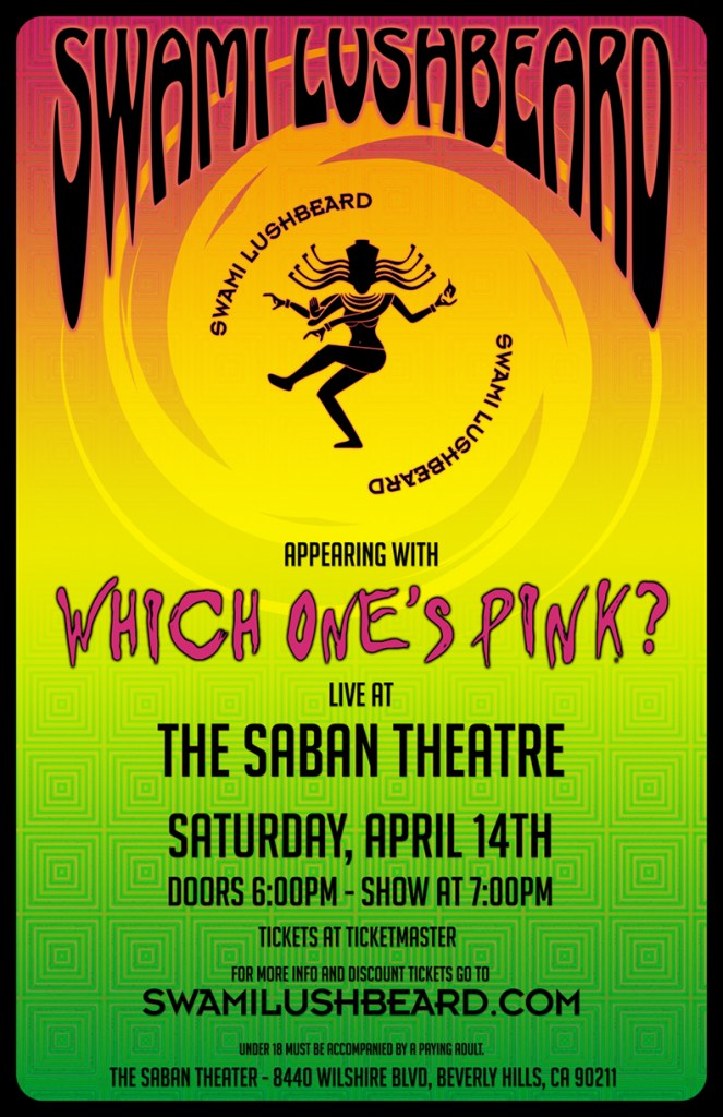 The Saban Theatre - Beverly Hills