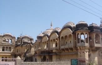 Gherka Temple complex at Nawalgarh