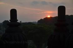 Prambanan Sunset15