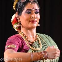Expressions: Divinity of Bharatnatyam by Purva Dhanashree
