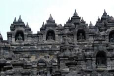 Bhumisparsa mudra towards the east