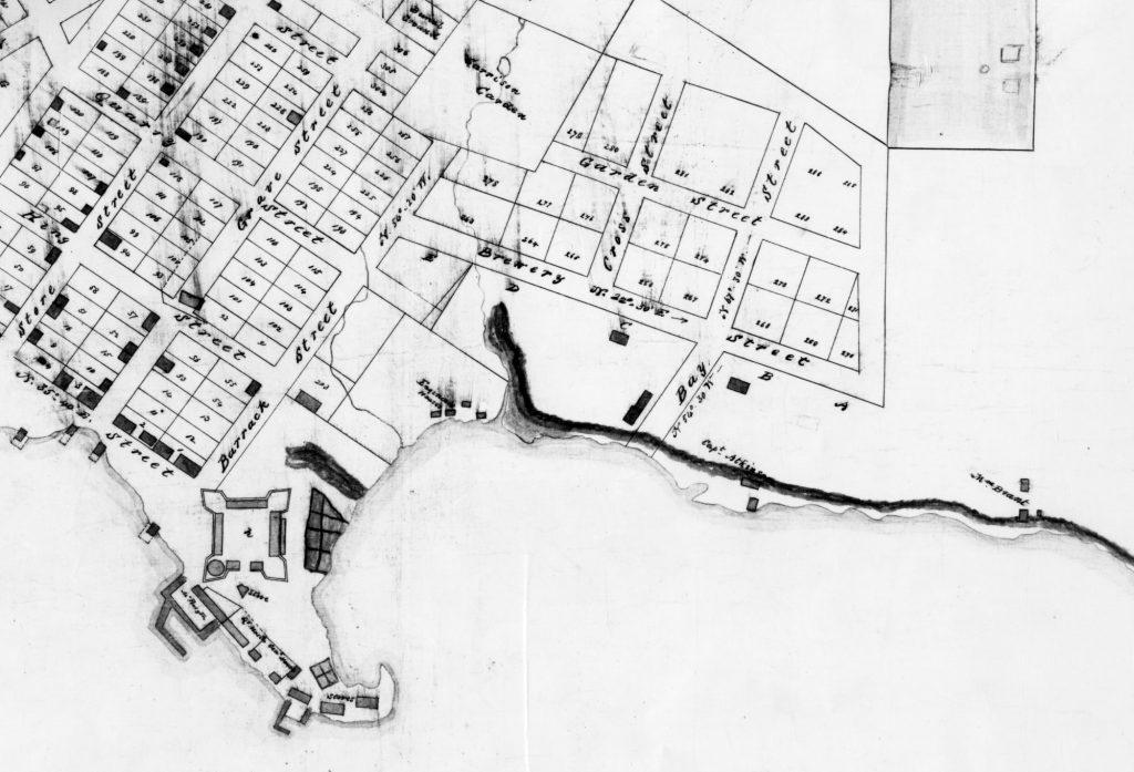 Mapping Kingston