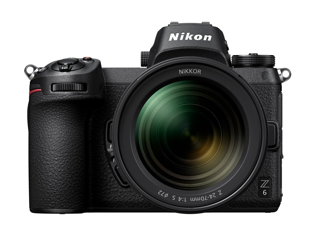Nikon stellt die neue Z6 und die Z7 vor