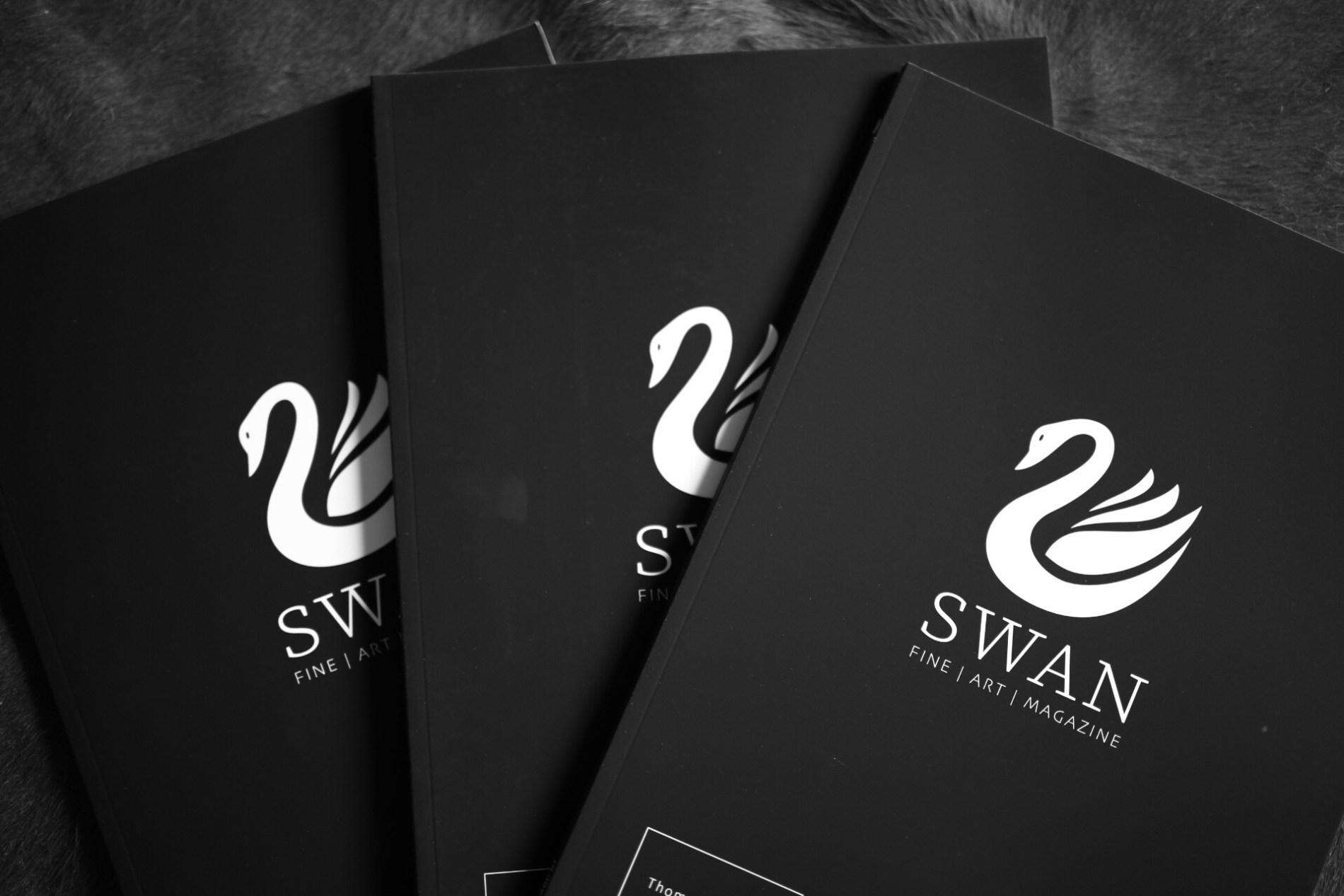All New! SWAN Magazin Erstausgabe