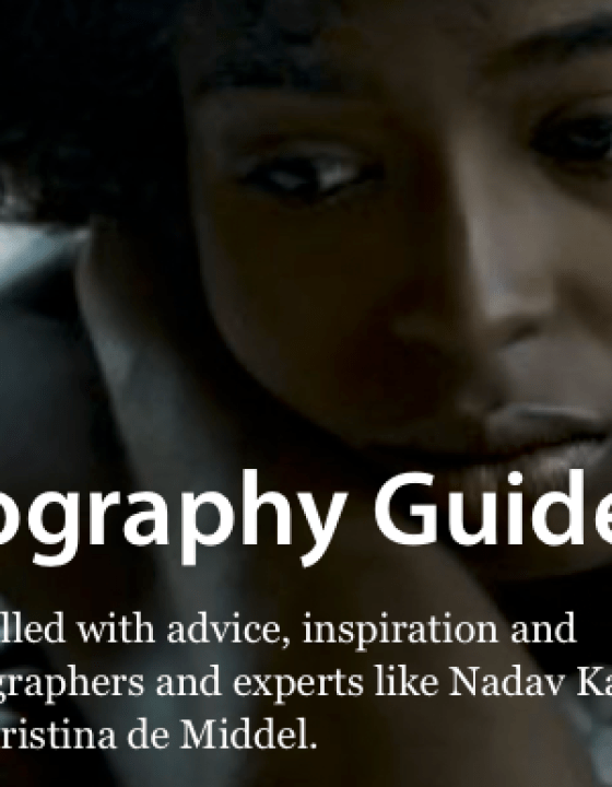 Portrait Photography Guide