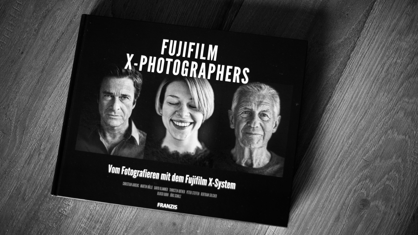 Fachbuch: Fujifilm X-Photographers