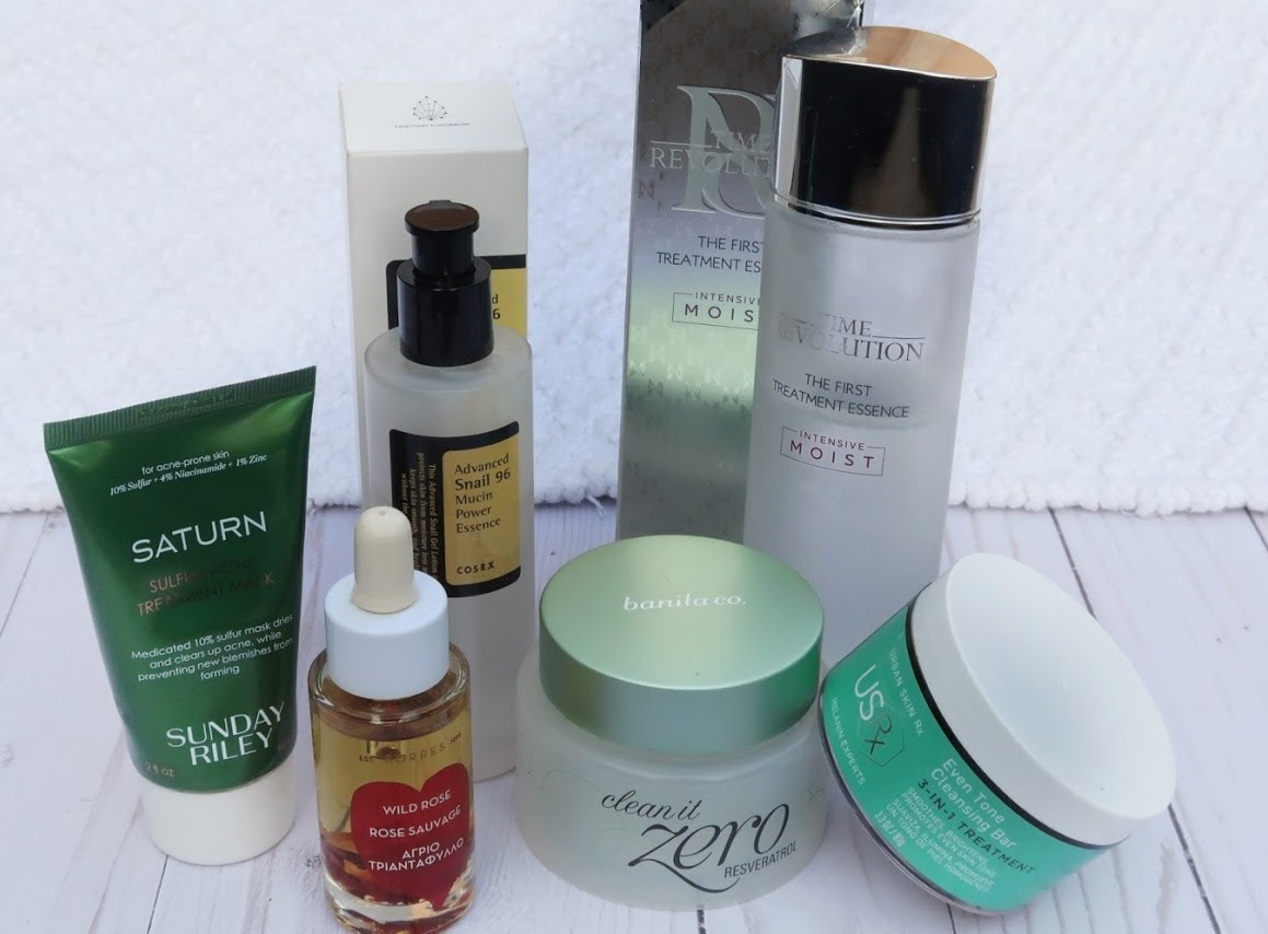 fall skincare products
