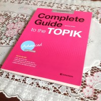 [Korean book review] COMPLETE GUIDE TO THE TOPIK-ADVANCED