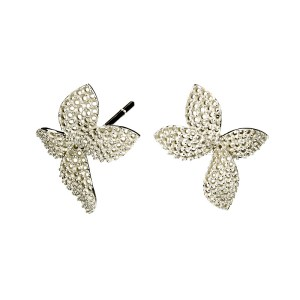 Floral Fashion Stud Earrings