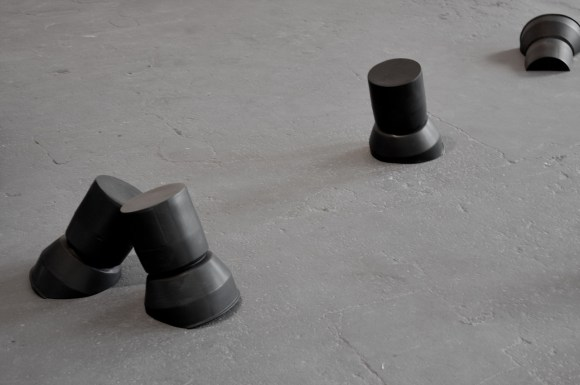 Vue d'installation, Espace Kugler, Genève
