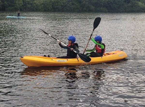 1 hour kayak hire