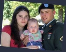 Sara, Kaylie and Joshua Swanson