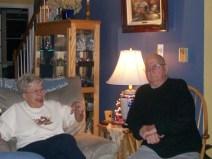 Karen and Ed at Otter River 2008