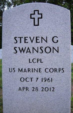 Steven G Swanson
