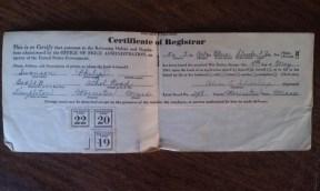 Philip Certificate of Registar