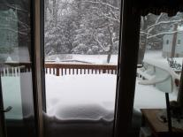 Deck is covered - Otter River