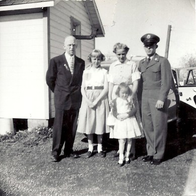 George at Loring Air Force Base