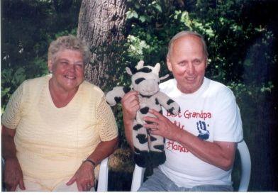 Phil & Joan aug 2007