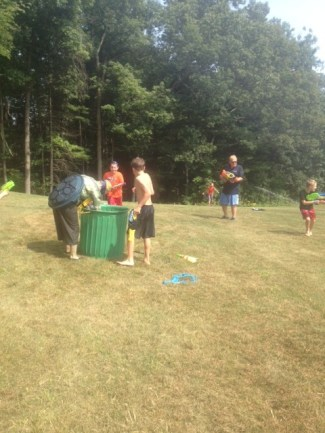 Annual WaterFight