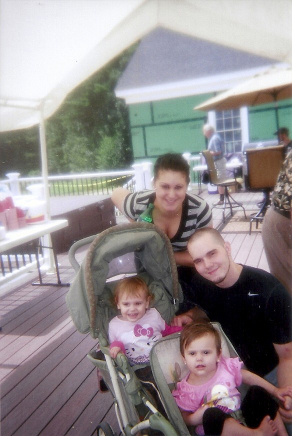 Kyle and family