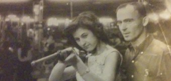 1960 Mom and Dad in Idaho