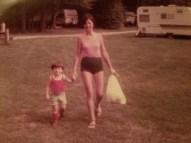 1985 Tillie Allen Camping