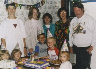 1995 allen_lisa_tillie_myron_gary_phil_turns_2