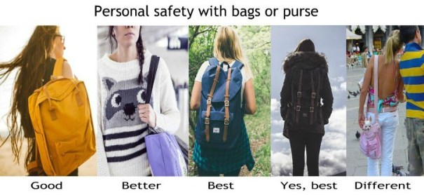 personal safety life