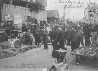 History of Flea Markets