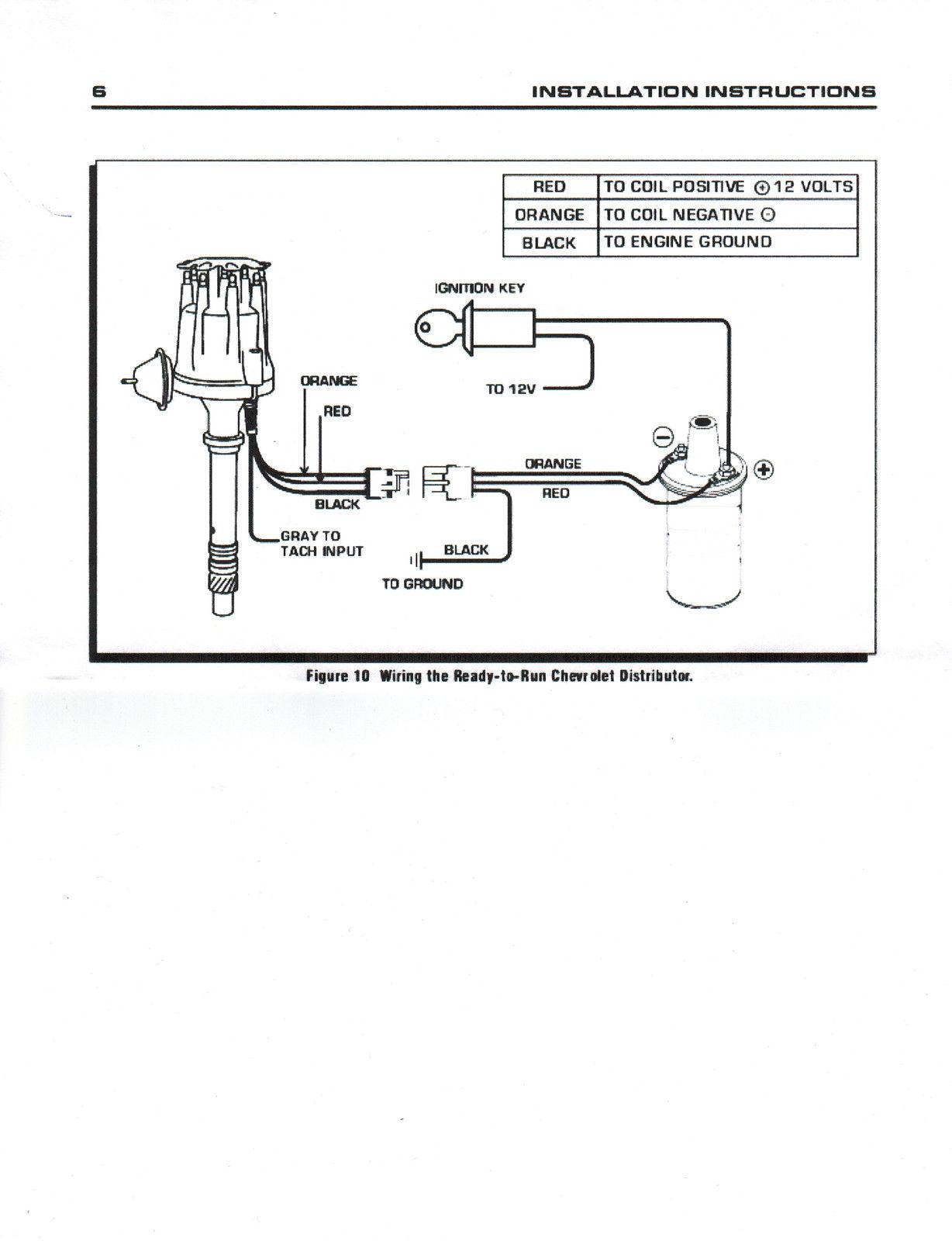 Ford Hei Distributor Wiring