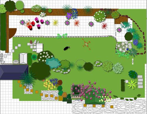 Garden Planning Software   Technology on Patio Planner id=68793