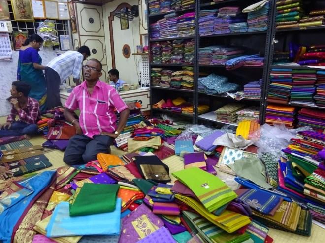Wholesale Kanjivaram silk sarees