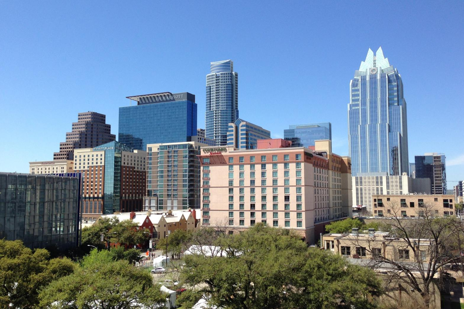Best Cities Outside of Dallas