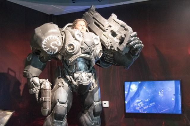Swaps4's Bizarre Adventure Tour of Blizzard Entertainment 0071