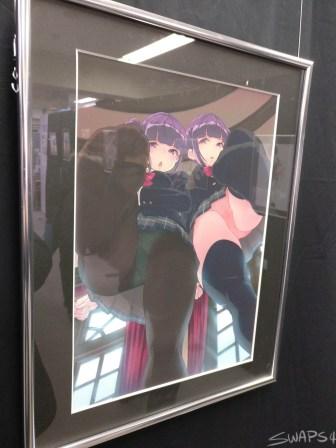 40hara Exhibition at Akihabara at Toranoana-Akihabara-C-Store 0034
