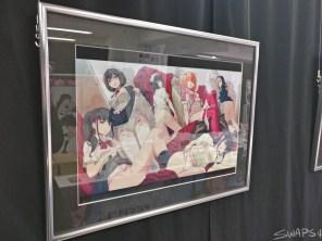 40hara Exhibition at Akihabara at Toranoana-Akihabara-C-Store 0035