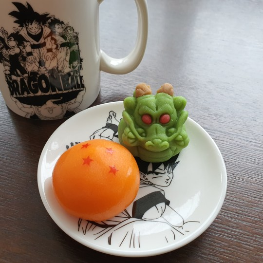 Dragon Ball Super's Shenron and the Dragon Balls Gets Turned into Sweets!