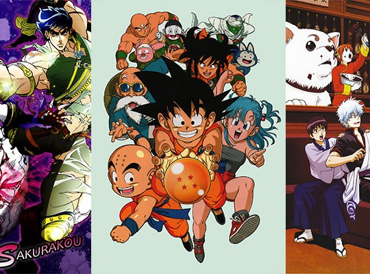 Japanese Anime Fans Pick the Anime Series They Can Watch Forever