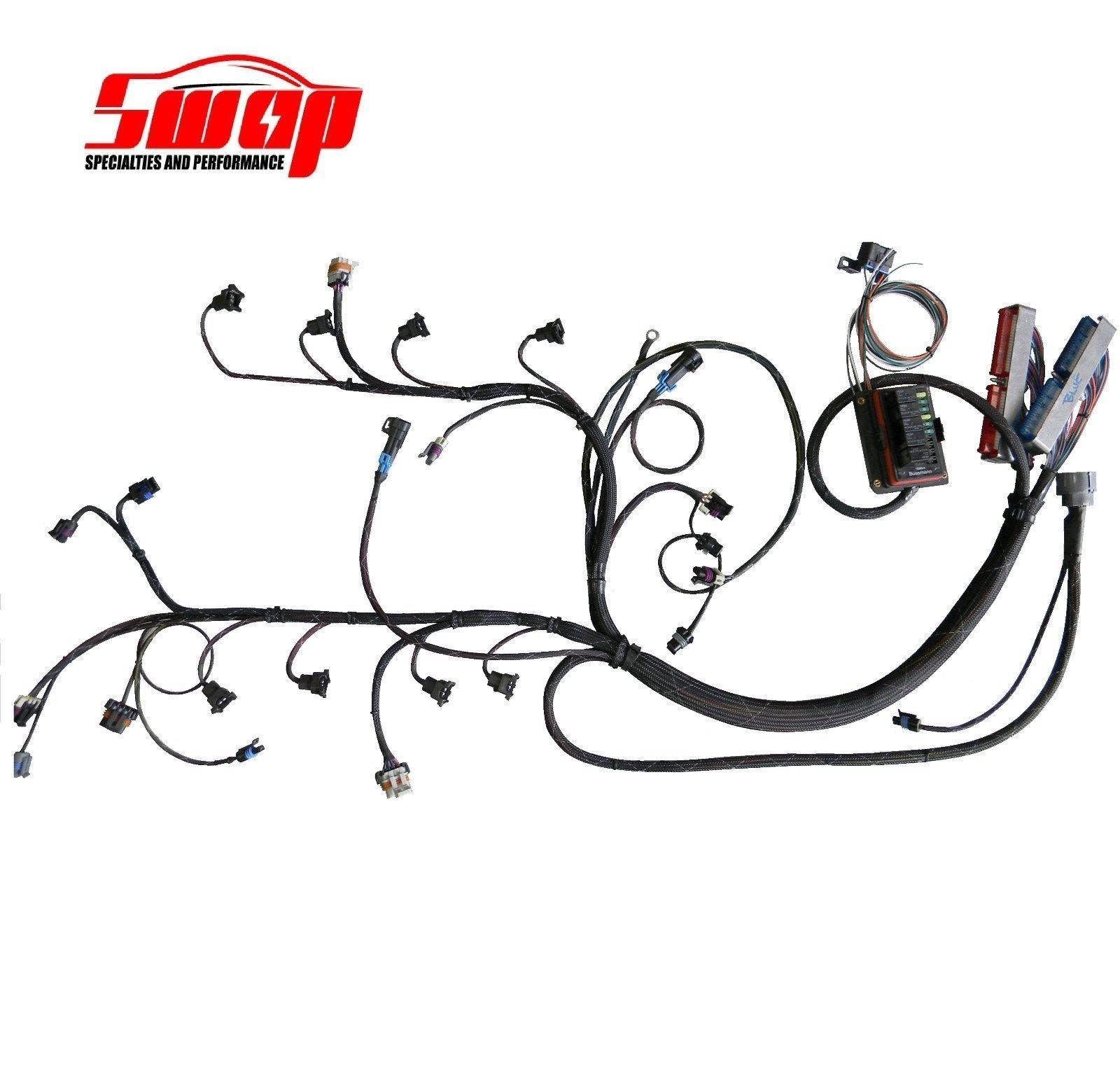 Ls Engine Swap Harness