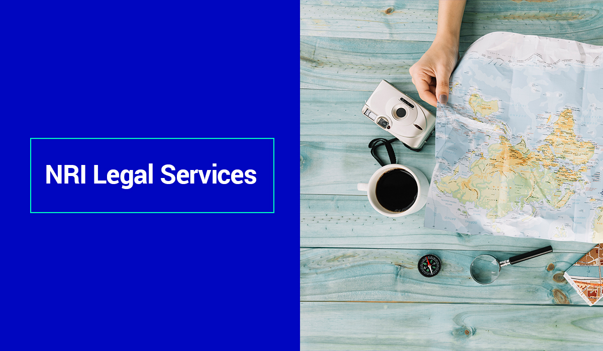 Various NRI Legal Services in India