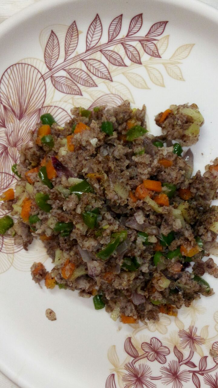 RECIPE OF MAPPILAI SAMBA AVAL FRIED RICE