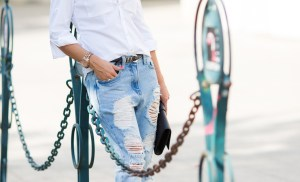 Can You Wear Ripped Jeans in Your 40s?