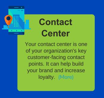 Services contact center